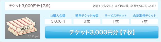 大川慶次郎(地方版)チケット